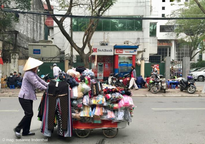 20190415-Vietnam-Verkehr-Warentransport-Hanoi