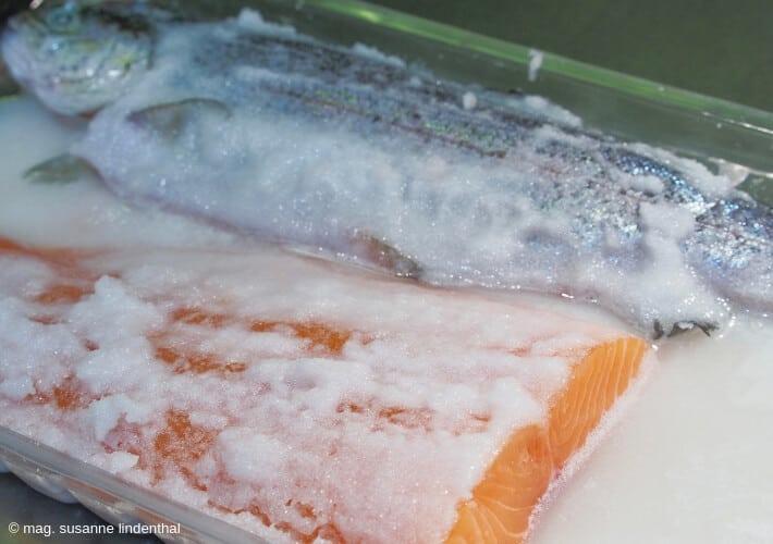 Fisch-selbst-räuchern-Fisch-eingezalzen
