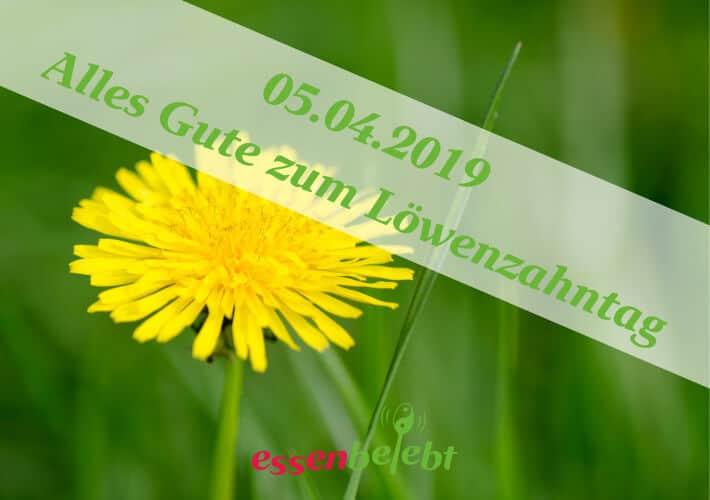 20190405-Happy Löwenzahntag