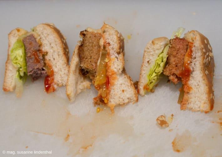 3-Burger-Verkostung