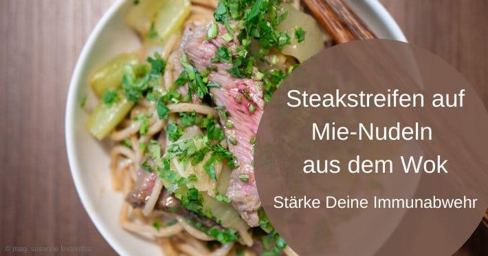 Steakstreifen-auf-Mie-Nudeln-aus-dem-Wok-Titel
